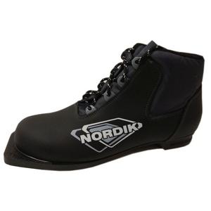 Lauf Schuhe NN Skol Spine Nordic Black N75, Skol