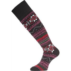 Ski Socken Lasting SKW 903 black, Lasting