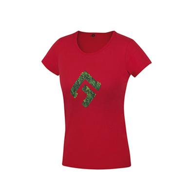 T-Shirt Sonara Lady ziegelstein, Direct Alpine