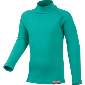 Merino T-Shirt Lasting SONY 6565 green Wolle, Lasting