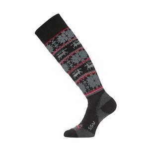 Ski Socken Lasting SSW 903 black, Lasting
