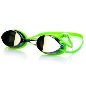 Schwimm- Brille Spokey SPARKI green, spiegel Gläser, Spokey