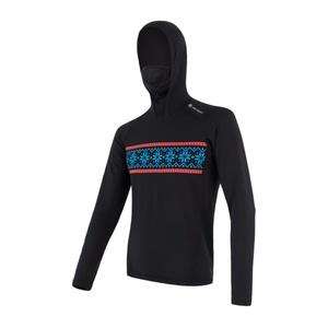 Herren T-Shirt Sensor THERMO schwarz / pattern 17200059, Sensor