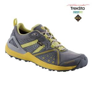 Schuhe Treksta Alter Ego GTX Woman grau/gelb, Treksta