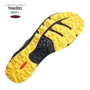 Schuhe Treksta Alter Ego Man schwarz/gelb, Treksta