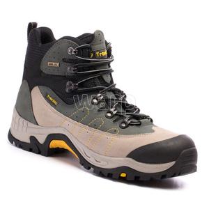 Schuhe Treksta Trail Demon GTX Man grey, Treksta