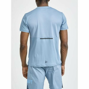 Herren T-Shirt CRAFT Core Charge 1910664-342000 blue, Craft