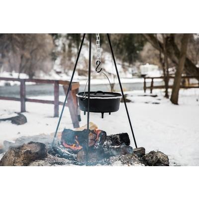 Dreibeinstand Camp Chef für Topf Dutch Ofen, Camp Chef