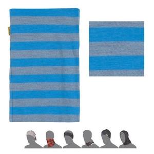 Tuch Sensor TUBE MERINO WOOL blau Streifen 16200181, Sensor