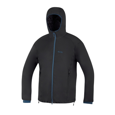 Jacke Direct Alpine feder Uniq schwarz / petrol, Direct Alpine