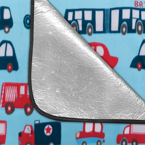 Picknick Decke Spokey PICNIC AUTOS 130 x 150 cm, Spokey
