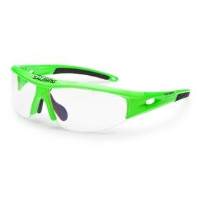 Brillen SALMING V1 Protec Brillen Junior Gecko Green, Salming