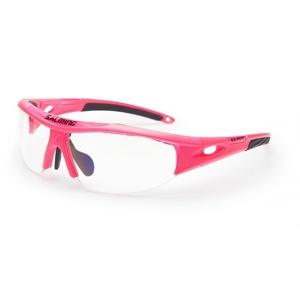 Brillen SALMING V1 Protec Brillen Junior Knockout Pink, Salming