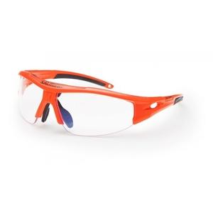 Brillen SALMING V1 Protec Brillen Kid Orange, Salming