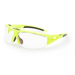Brillen SALMING V1 Protec Brillen Senior Safety Yellow, Salming