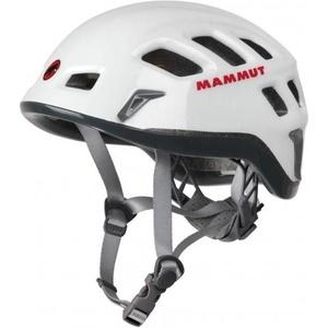 Bergsteigen Helm Mammut Rock Rider white-rauch Größe 1, Mammut