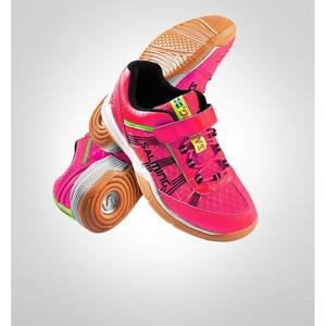 Schuhe Salming Viper Kid Pink Glo, Salming