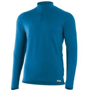 Merino T-Shirt Lasting Vorsichtig 5151 blue Wolle, Lasting