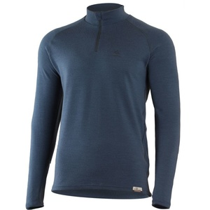 Merino T-Shirt Lasting Vorsichtig 5659 blue Wolle, Lasting