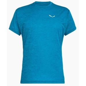 T-Shirt Salewa Puez MELANGE DRY M S/S TEE 26537-8989