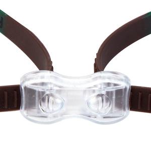 Kinder schwimmen Brille Spokey FLIPPI black, Spokey