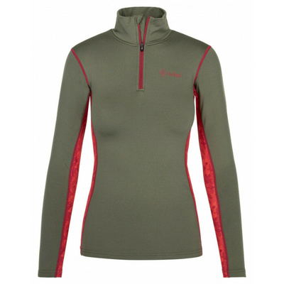 Frauen funktional hemd Kilpi WILLIE-W khaki, Kilpi