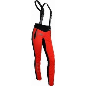 Damen softshell Hose Silvini Pro Form WP321 red, Silvini