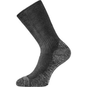 Socken Lasting WSM-909 black Wolle, Lasting