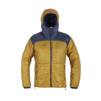 Herren-Jacke Direct Alpine Yungay Karamell / Indigo, Direct Alpine