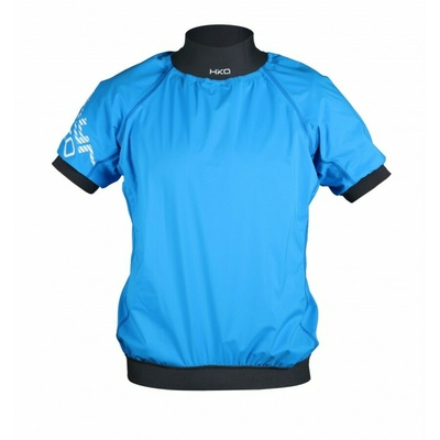 Wasserjacke Hiko ZEPHYR kurzarm blau, Hiko sport