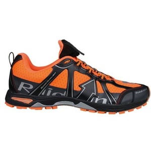 Herren Lauf Schuhe RaidLight Dynamic Ultraleicht Black/Orange, Raidlight